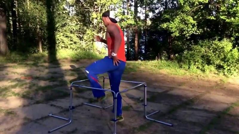 Разминка на барьерах / Hurdles