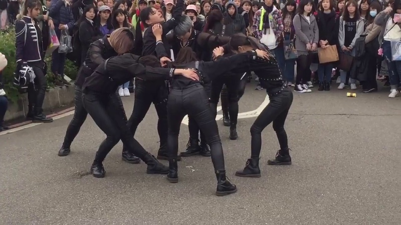 2018-12-09 BTS DNAFAKE LOVEIDOL dance cover by Dazzling(飯拍)