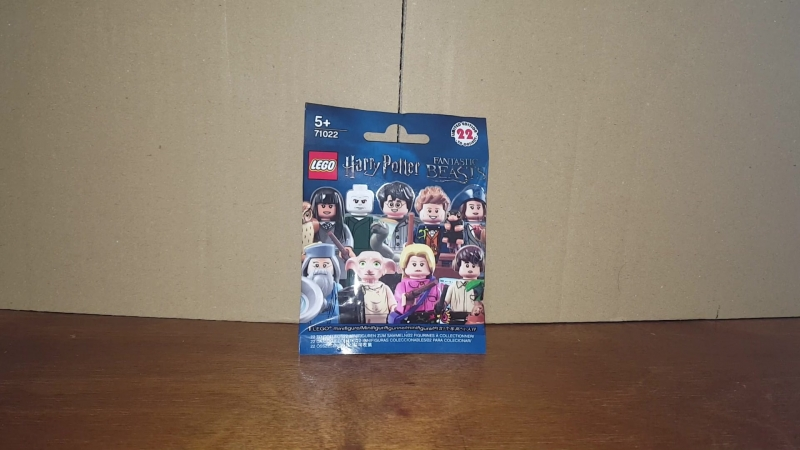 Lego Minifigures Harry Potter And Fantastic Beasts Opening And Review - 9