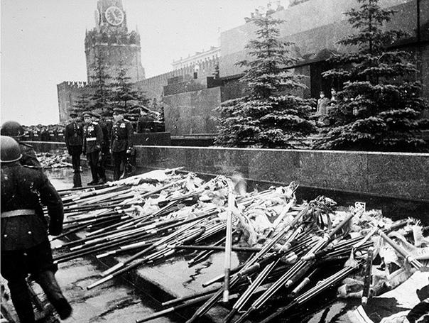11 малоизвестных фактов о легендарном параде Победы