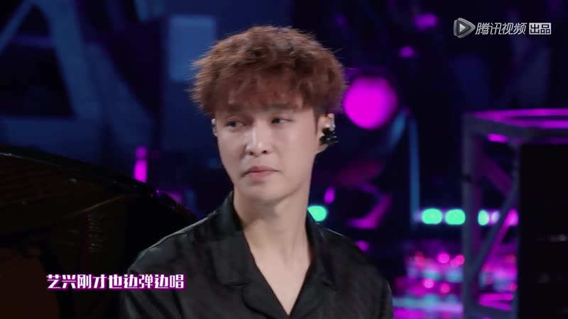 190123 ZHANG YIXING 张艺兴 — «Rave Now» ep09 preview 1