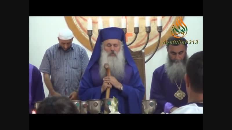 Грузинский епископ читает Священный Коран! HD