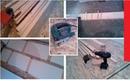 Монтаж OSB для пола на деревянных лагах / Installation OSB floor on wooden joists