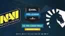 Na`Vi vs Liquid - ESL Pro League S8 Finals - map1 - de_dust2 [SSW MintGod]
