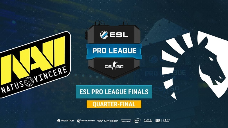 Na`Vi vs Liquid - ESL Pro League S8 Finals - map1 - de_dust2 [SSW MintGod]