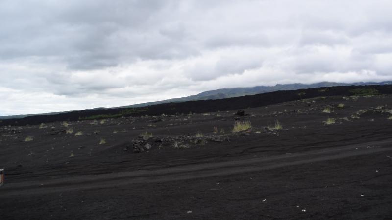 Конусы Северного прорыва Большого Толбачинского Трещинного извержения
