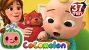 Yes Yes Vegetables Song | More Nursery Rhymes - Cocomelon (ABCkidTV)