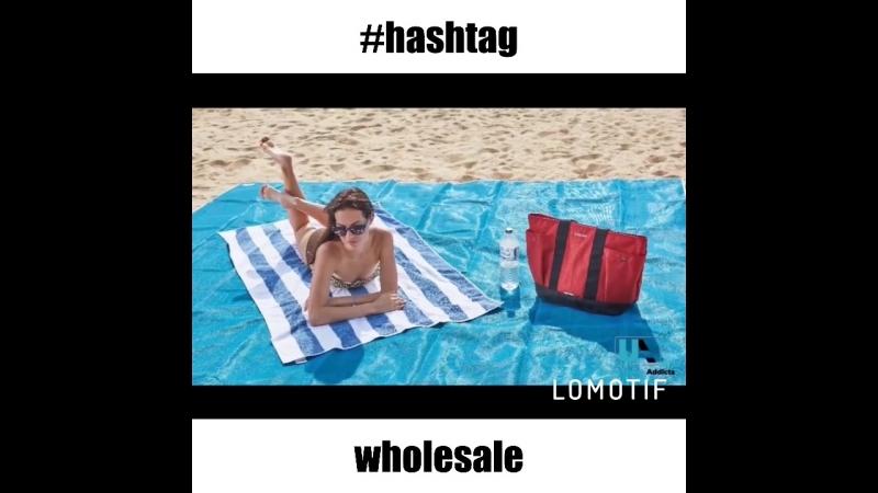 Sand Free Mat от hashtag wholesale