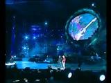 Johnny Hallyday Et puis je sais duo avec Patrick Bruel. Stade de France 1998.flv