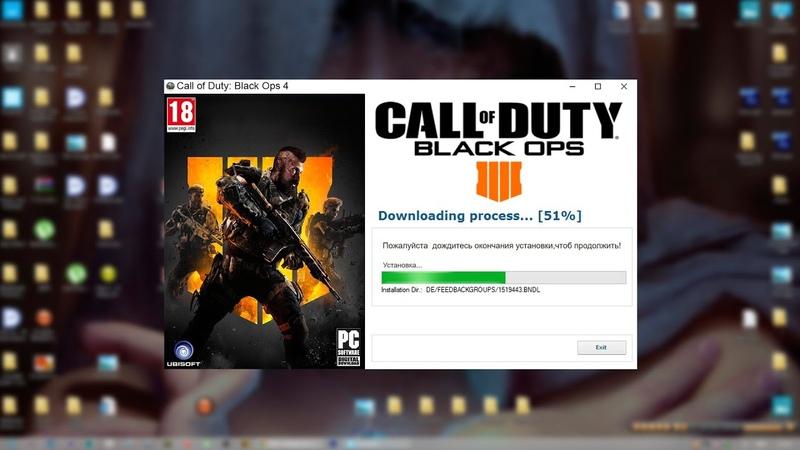 ГдеСкачать Пиратку Call of Duty Black Ops 4 Blackout На ПК Бесплатно | Рабочий Мультиплеер