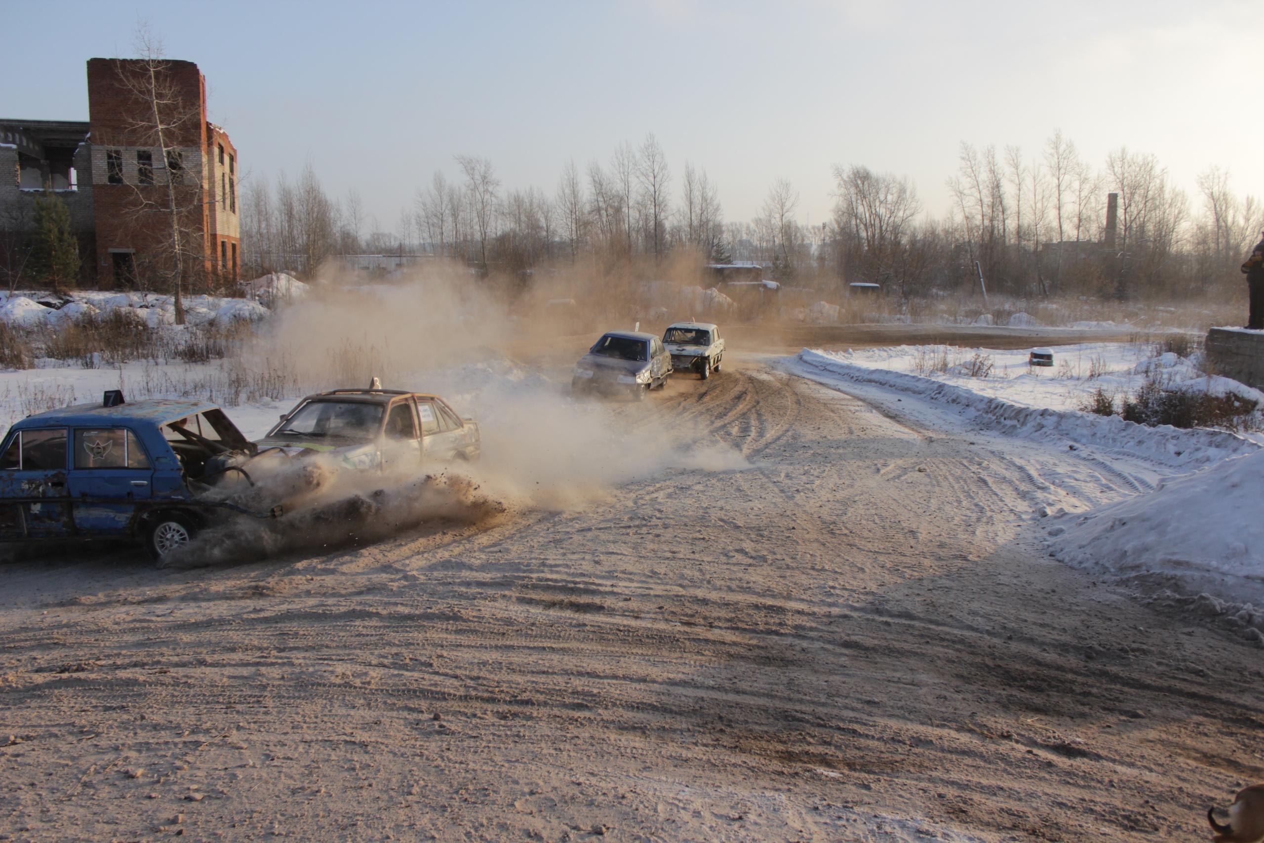 экстремальные гонки, автомногоборье, чайковский район, 2018 год