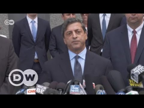 Cohen plea deal Trump lawyer pleads guilty to campaign finance charges | DW English