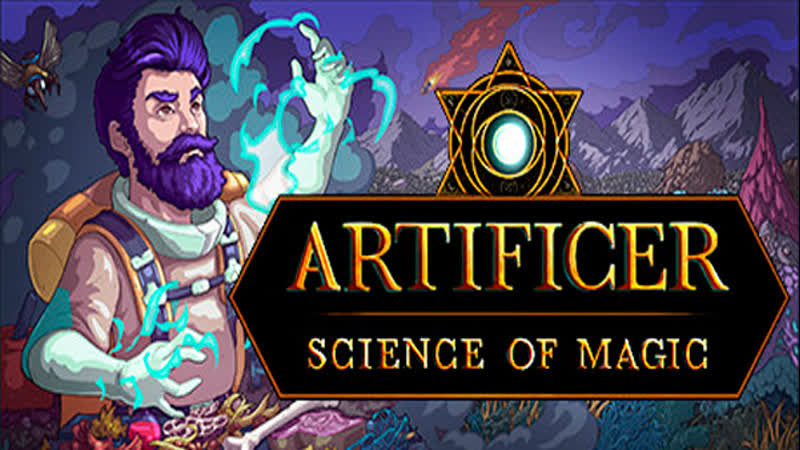 Artificer Science of Magic Official Trailer
