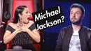 The Best Michael Jackson Cover Gets The Fastest Chair Turn Of All Time! - The Voice