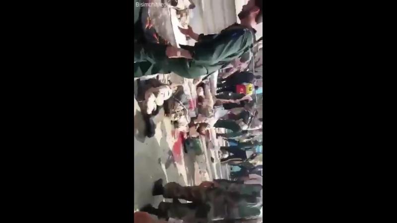 Информационное агентство Моата опубликовало оказавшееся в их распоряжении видео из местных источников с телами убитых военнослуж