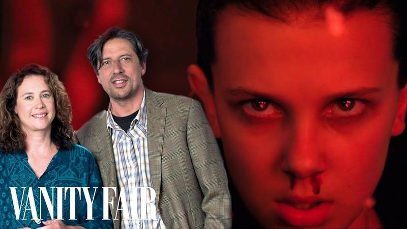 Stranger Things' VFX Team Explains Season 2's Visual Effects | Vanity Fair