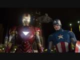 Iron Man & Captain America -