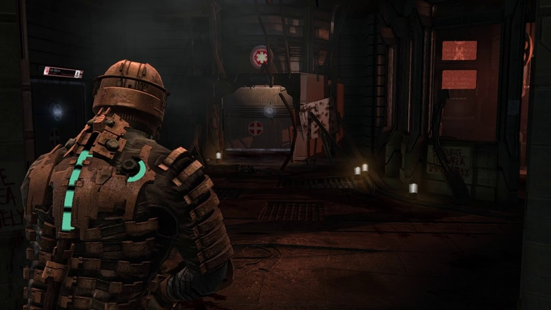 Dead Space Ishimura Medical Ambience and Monster Sounds