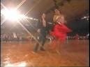 International Latin Finals, Championship Ballroom Dancing 1999-2000