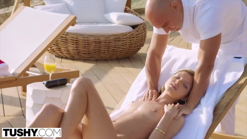 Gina Gerson Gapes For Her Best Friends Dad (секс, порно, минет, инцест, эротика,