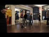 Бачата, Ismael Hidalgo, разбор связки, школа танцев Держи Ритм
