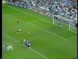 Мендьета не забил пенальти !!! ЛЧ 2000/2001. Валенсия vs Лион