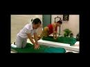 Тайский массаж с травяными мешочками в исполнении мастеров из Таиланда Бенчамарт и Рунгнапы