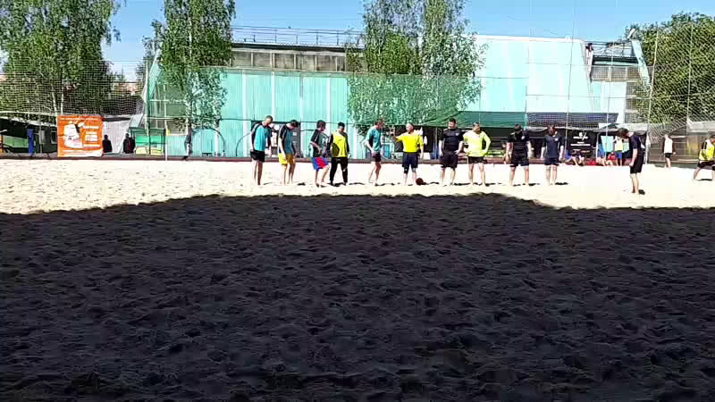 СуперЛига по Пляжному Фут... - Live