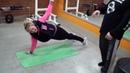 Обучение в фитнес школе ПЕРСПЕКТИВА. Практика проходит в Х-ПРАЙДе. Часть 4