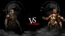 Mortal Kombat - Baraka vs Sheeva