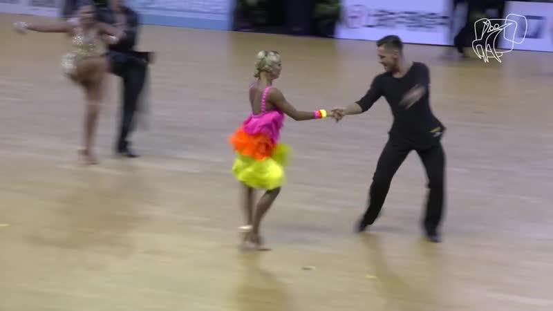 Imametdinov - Bezzubova, GER ¦ 2018 GrandSlam LAT Shanghai ¦ R1 S