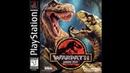 Warpath: Jurassic Park. PS1. No Damage Walkthrough (Raptor)