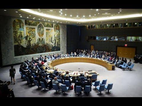 Засідання Ради Безпеки ООН щодо ситуації на Донбасі переклад