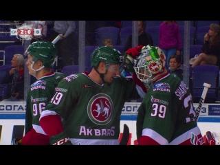 «Ак Барс» – «Динамо» Минск – 2:0