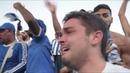 Torcedores do Goytacaz se emocionam e choram com a volta do clube à elite do Carioca após 25 anos