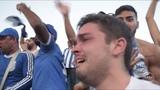 Torcedores do Goytacaz se emocionam e choram com a volta do clube