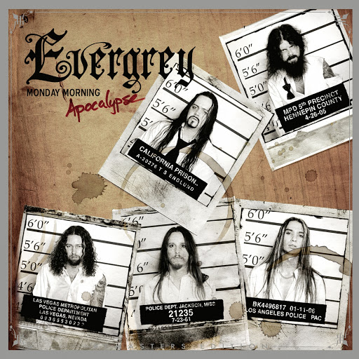 Evergrey альбом Monday Morning Apocalypse (Remasters Edition)