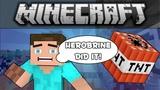 Minecraft Herobrine Trolling! Part 1 Herobrine did it! (Minecraft TU14 Trolling)
