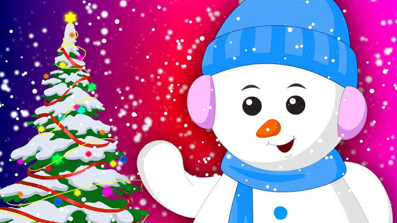 I Saw Three Ships Christmas Songs for Children | Christmas Carols Collection by KidsCamp