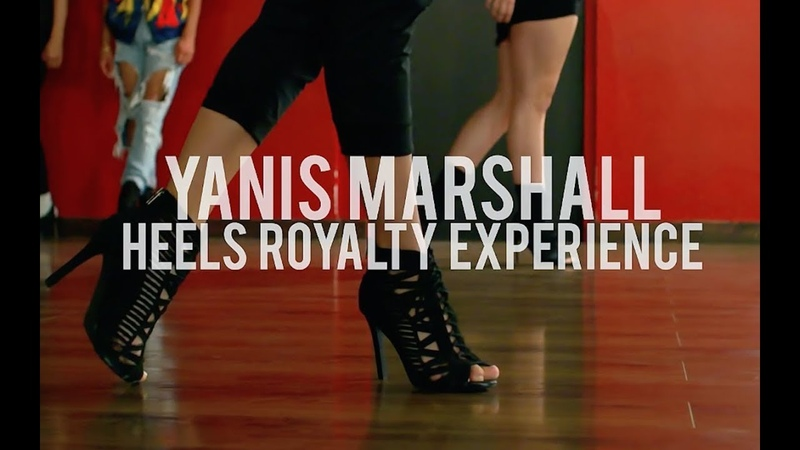 YANIS MARSHALL HEELS INTENSIVE. YOU'RE MINE OSCAR AND THE WOLF. MILLENNIUM DANCE COMPLEX LA