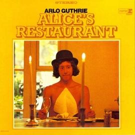 Arlo Guthrie альбом Alice's Restaurant