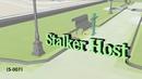 Stalker Host проект 3D (S-007) моделим сквер Магнитогорска