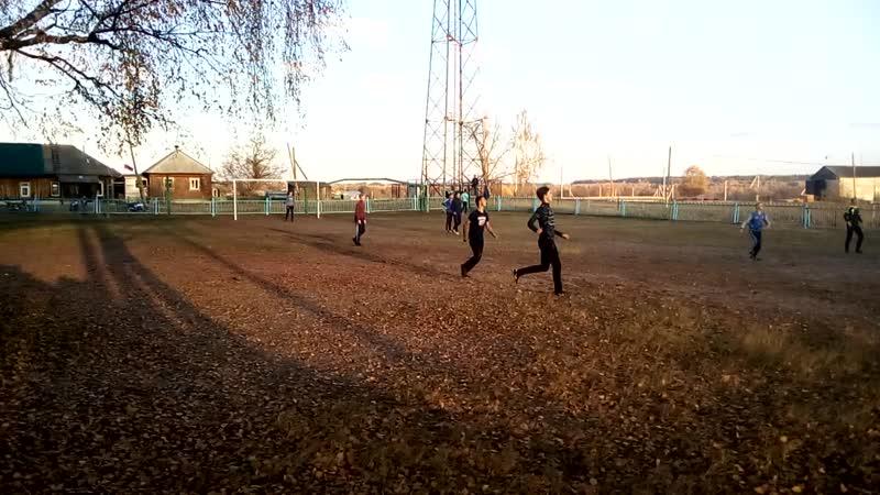 Футбол в ломовке
