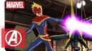 Avengers - Secret Wars: Captain Marvel | Marvel HQ Deutschland