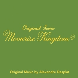 Alexandre Desplat альбом Moonrise Kingdom (Original Score)
