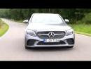 Тест-драйв Mercedes-Benz C-Class 2018