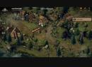 37 минут геймплея игры Кровная вражда Ведьмак. Истории!