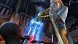 God of War 2 - Зевс убивает Кратоса (Предательство Зевса)