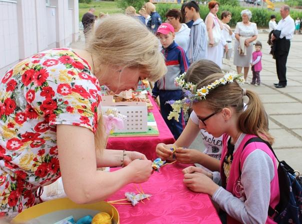 В Усть-Илимске отметили День семьи, любви и верности