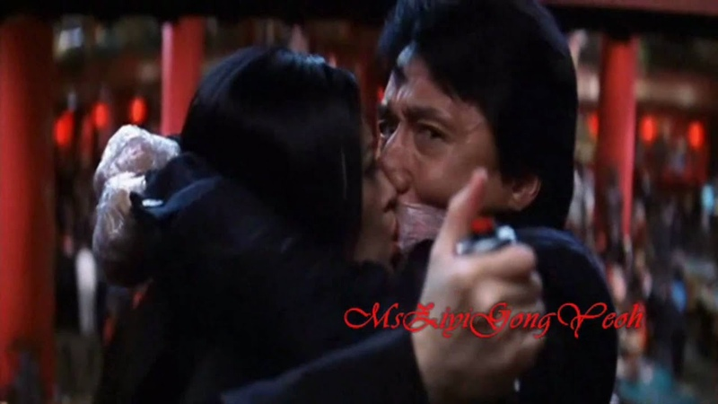 Rush Hour 2 Ziyi Zhang Jackie Chan Have Fun fighting scene